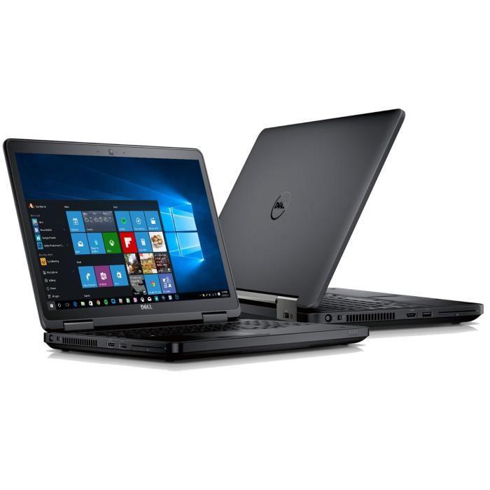 """Dell Latitude E5440 14"""" Core i5 1,9 GHz - HDD 320 GB - 8GB AZERTY - Französisch"""