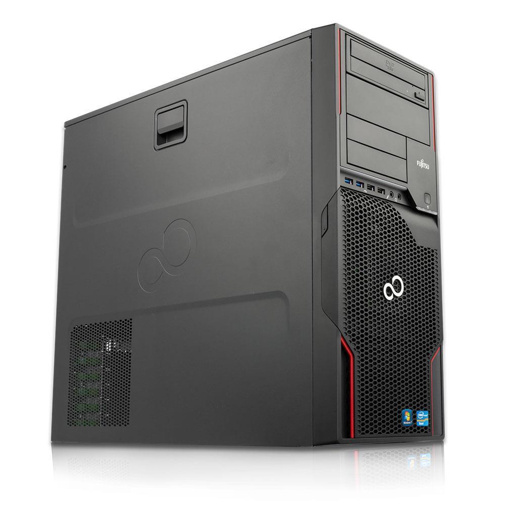 Fujitsu Celsius M720 3,6 - HDD 600 GB - 8GB