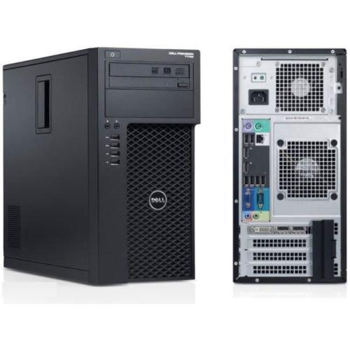 Dell Precision T1700 Xeon E3-1241V3 3,5 GHz - HDD 1 To RAM 8 Go