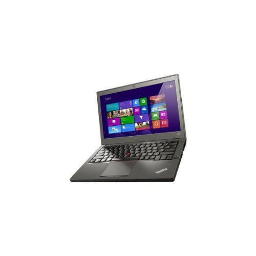 """Lenovo ThinkPad X240 12"""" Core i5 1,9 GHz - SSD 128 GB - 8GB AZERTY - Französisch"""
