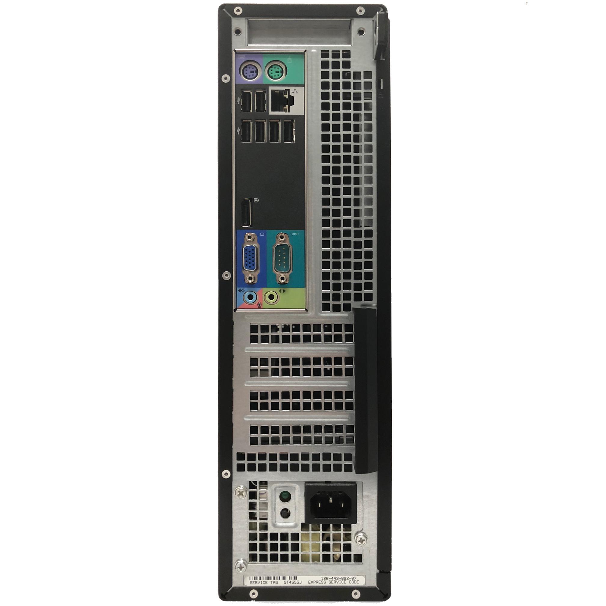 Dell Optiplex 790 SFF Core i3 3,1 GHz - HDD 250 Go RAM 4 Go