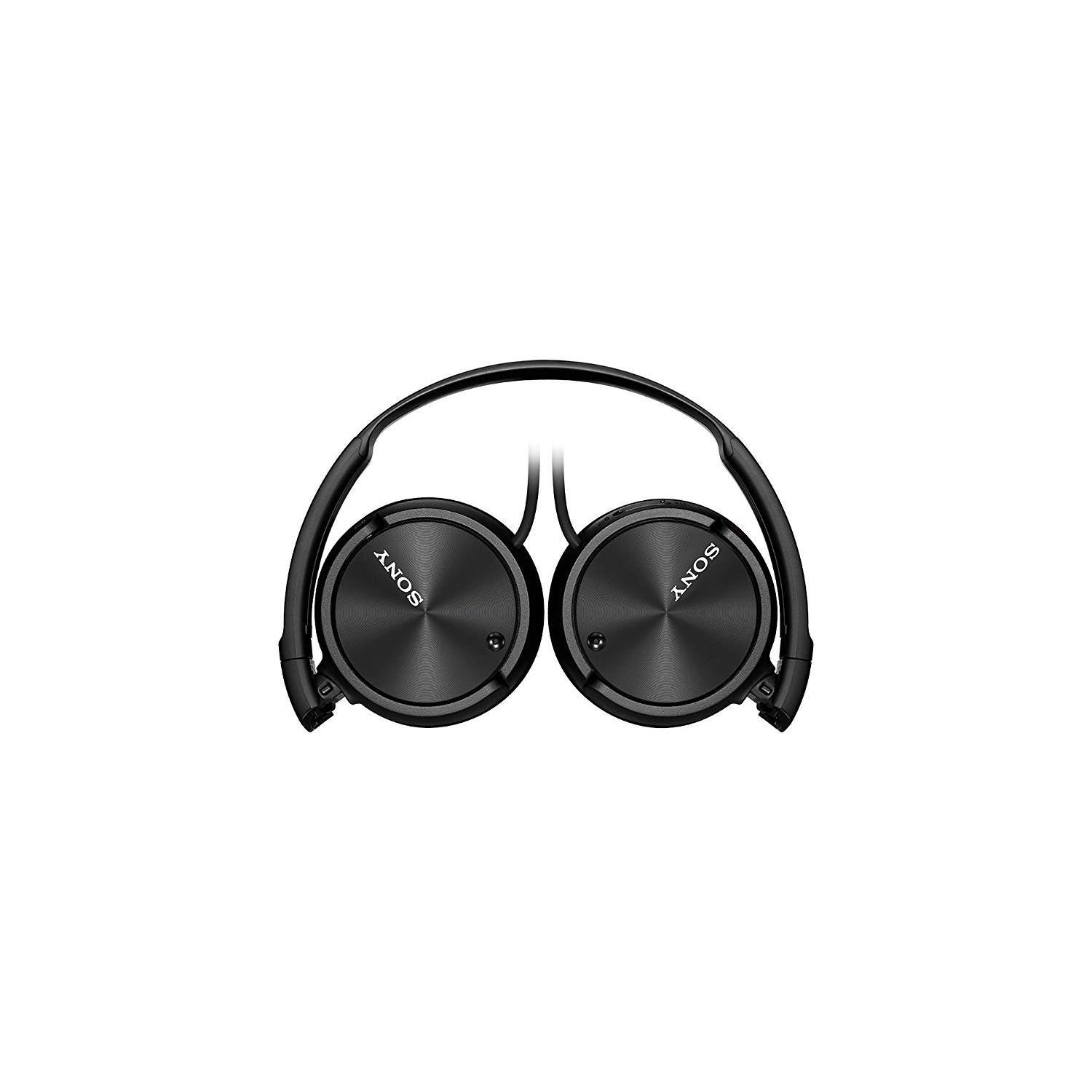 cache casque sony mdr-zx110nab
