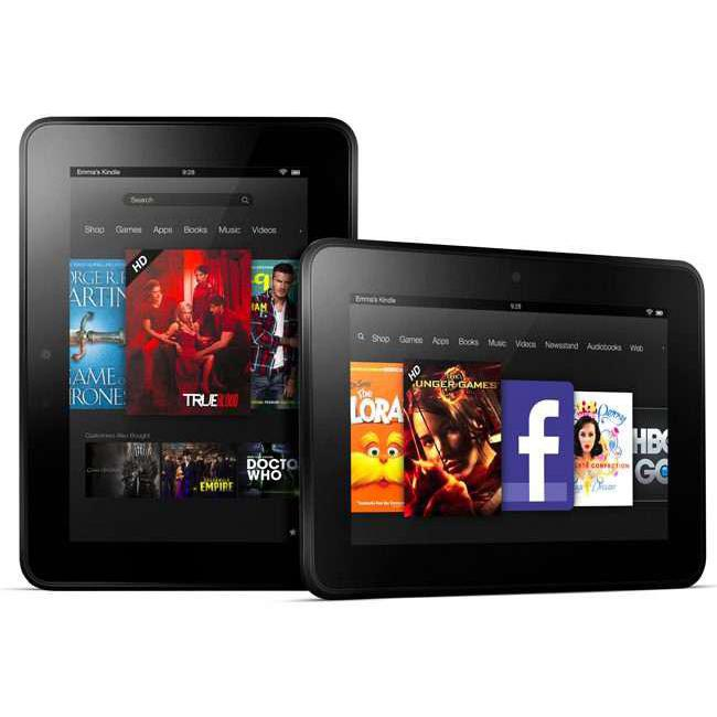 916e9e252f9ba Amazon Kindle Fire HD - 7