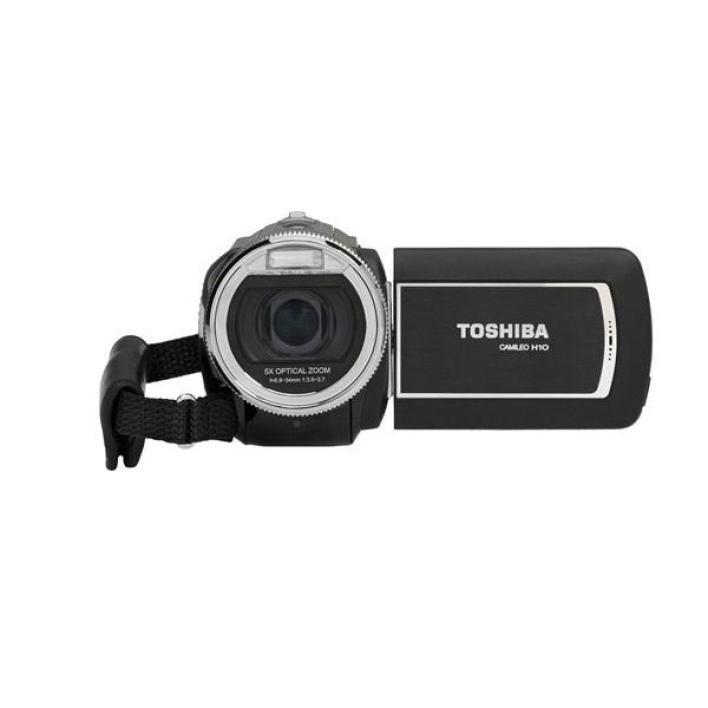 Caméra Toshiba Camileo H10 - Noir