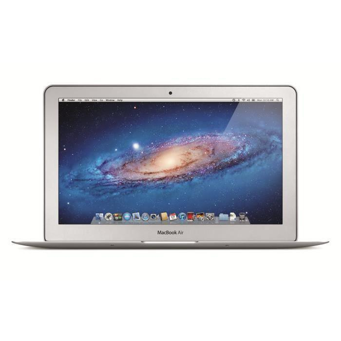 macbook air 11 core i7 2 ghz ssd 128 go ram 8 go azerty. Black Bedroom Furniture Sets. Home Design Ideas