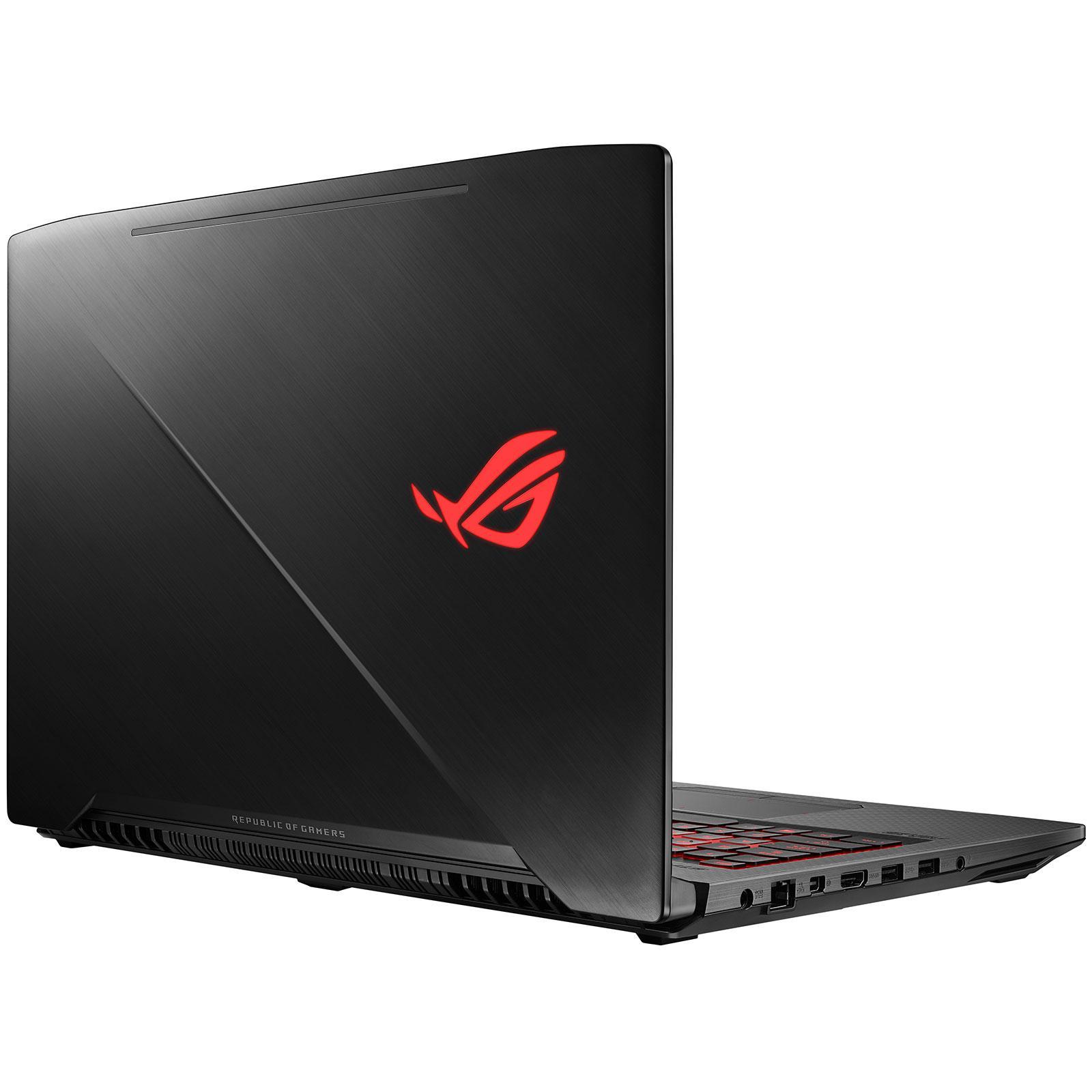 Asus Rog Strix Scar GL503VM-ED033T 15.6-inch - Core i7-7700HQ - 12GB 1256GB Nvidia GeForce Gtx 1060 AZERTY - French