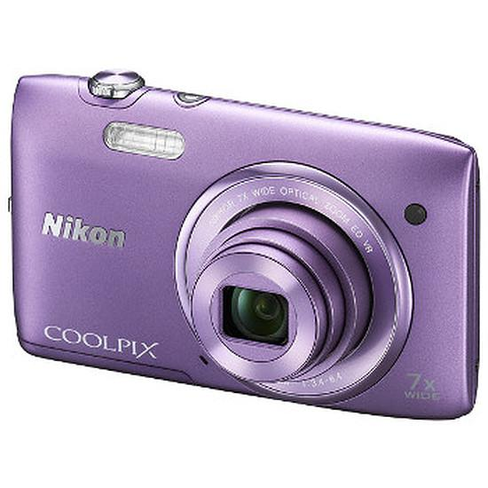 Compact - Nikon Coolpix S3500 - Violet