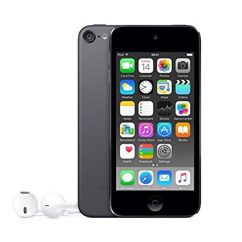 Reproductor de MP3 Y MP4 32GB iPod Touch 4 - Negro