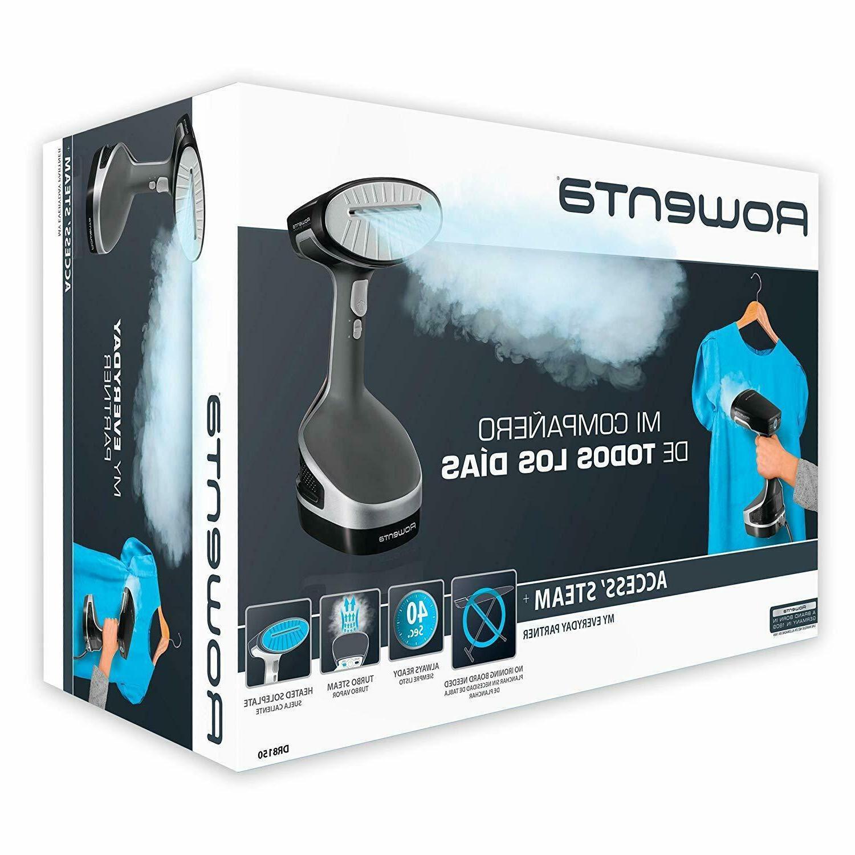 Rowenta Access Steam + DR8150D1 Vaporizador de prendas