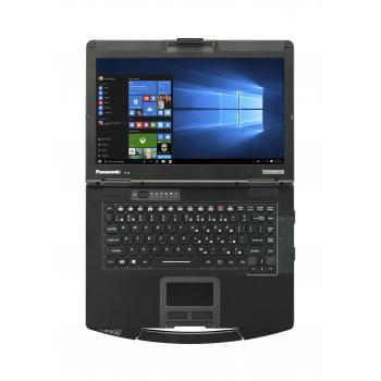 """Panasonic ToughBook 14"""" Core i5 2,6 GHz - SSD 256 Go - 4 Go AZERTY - Français"""