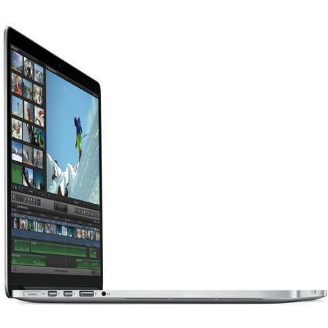 MacBook Pro Retina 15.4-inch (2015) - Core i7 - 16GB - SSD 512 GB QWERTZ - German