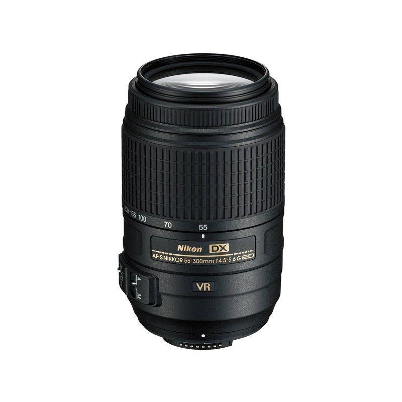 Objectif Nikon F 55-300mm f/4.5-5.6