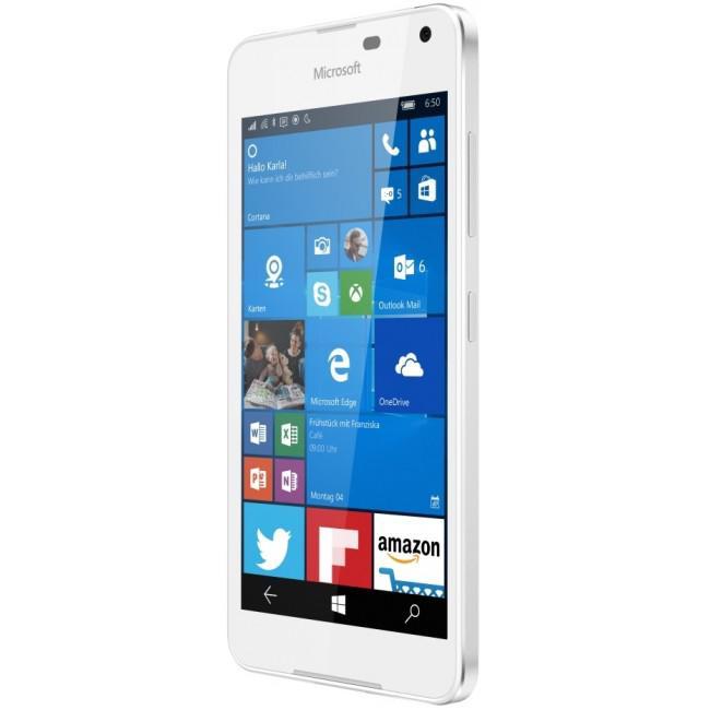 Microsoft Lumia 650 - Silber- Ohne Vertrag