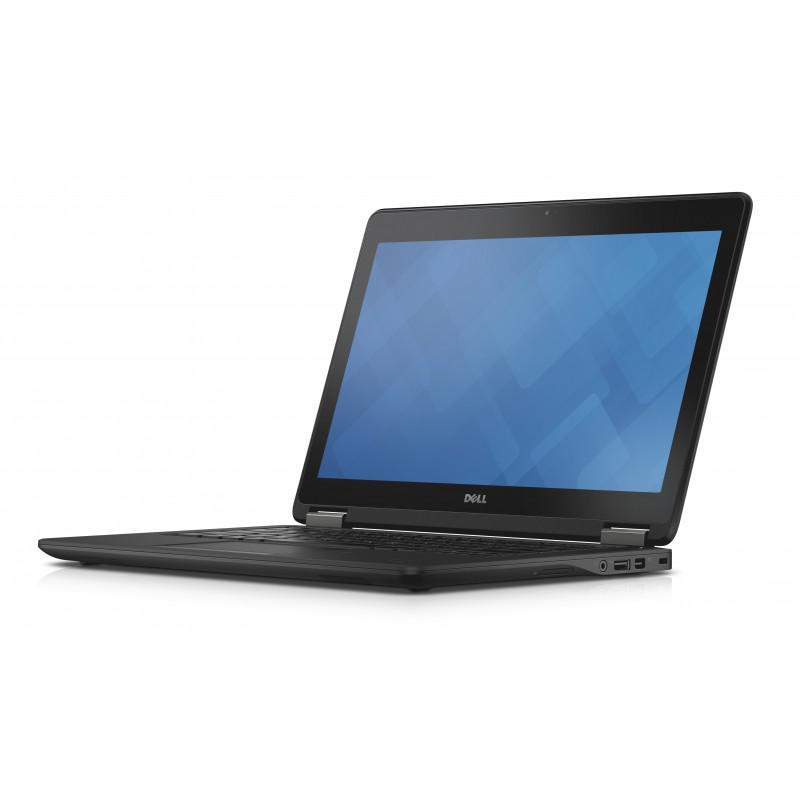 Dell Latitude E7250 12,5-tum (2016) - Core i5-5300U - 4GB - SSD 256 GB AZERTY - Fransk