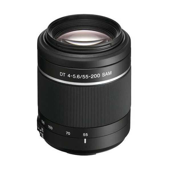 Sony Objetivos Sony 55-200 mm f/4-5.6