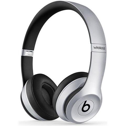 Beats By Dr. Dre Solo 2 Kuulokkeet Melunvaimennus Bluetooth Mikrofonilla - Tähtiharmaa