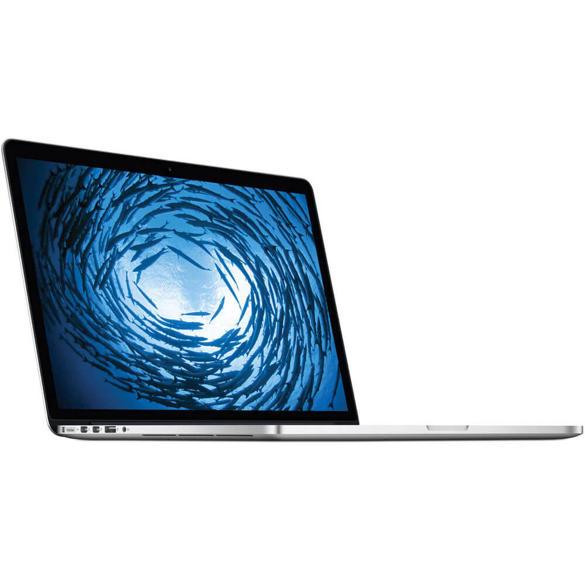 MacBook Pro Retina 15,4-tum (2015) - Core i7 - 16GB - SSD 1000 GB QWERTY - Spanska