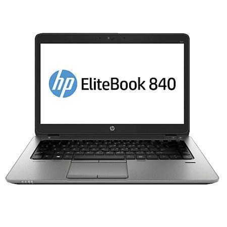 "Hp Elitebook 840 G1 14"" Core i5 2 GHz - SSD 256 Go - 8 Go QWERTZ - Allemand"