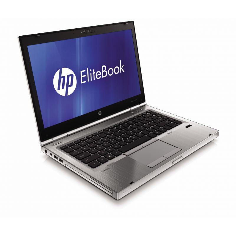 "Hp EliteBook 8460P 14"" Core i5 2,6 GHz - HDD 320 GB - 4GB QWERTY - Espanja"