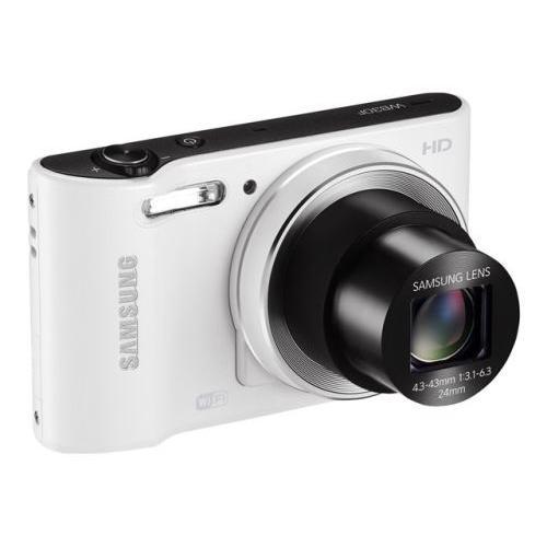 Compact - WB30F Blanc Samsung Samsung Lens 4.3-43mm f/3.1-6.3