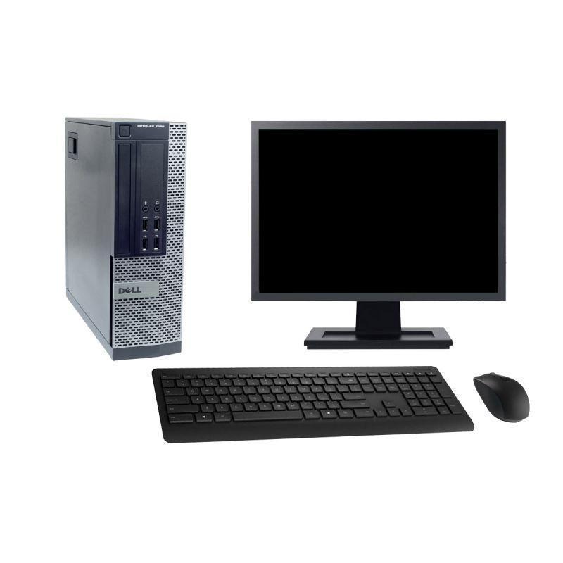 """Dell OptiPlex 7020 SFF 22"""" Core i7 3,4 GHz - HDD 500 Go - 4 Go"""
