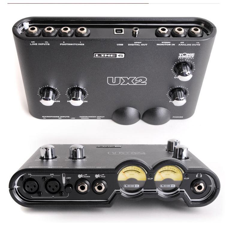 Accessoires audio Line 6 POD Studio UX2 USB