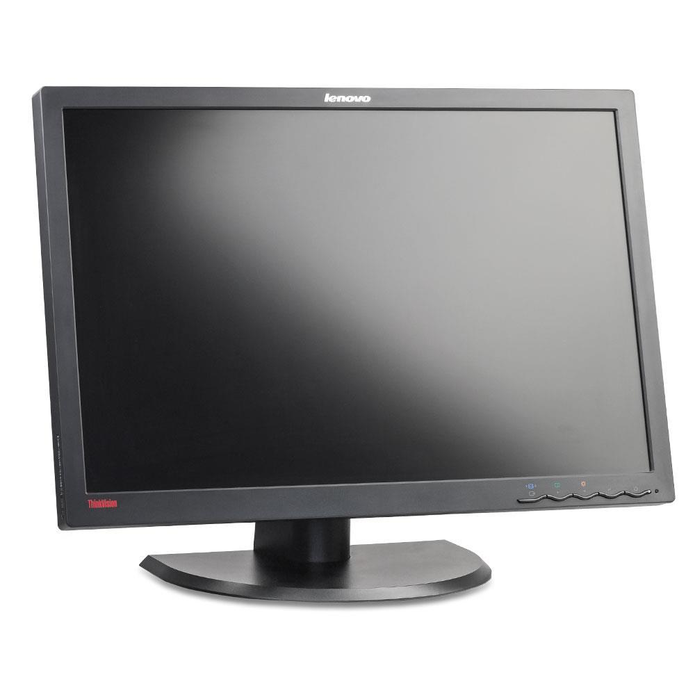 "Écran 24"" LCD WUXGA Lenovo ThinkVision LT2452PW"