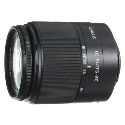 Camera Lense A 18-70mm f/3.5-5.6