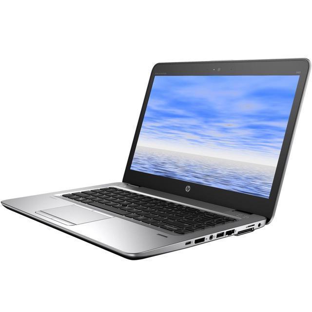 """Hp Elitebook 840 G4 14"""" Core i5 2,5 GHz - SSD 256 GB - 8GB AZERTY - Französisch"""