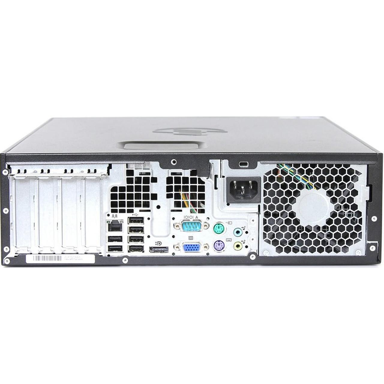 HP Compaq Elite 8200SFF Core I5 3,1 GHz - HDD 500 GB RAM 8 GB