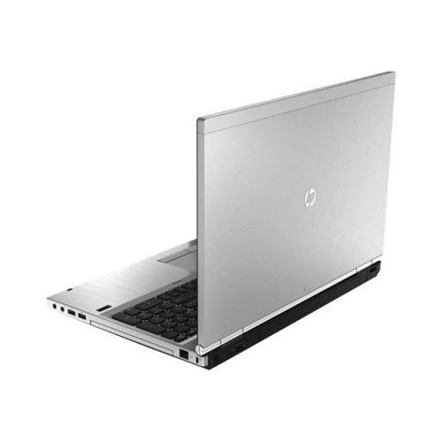 """HP EliteBook 8560p 15"""" Core i5 2,5 GHz  - SSD 120 GB - 8GB - teclado francés"""