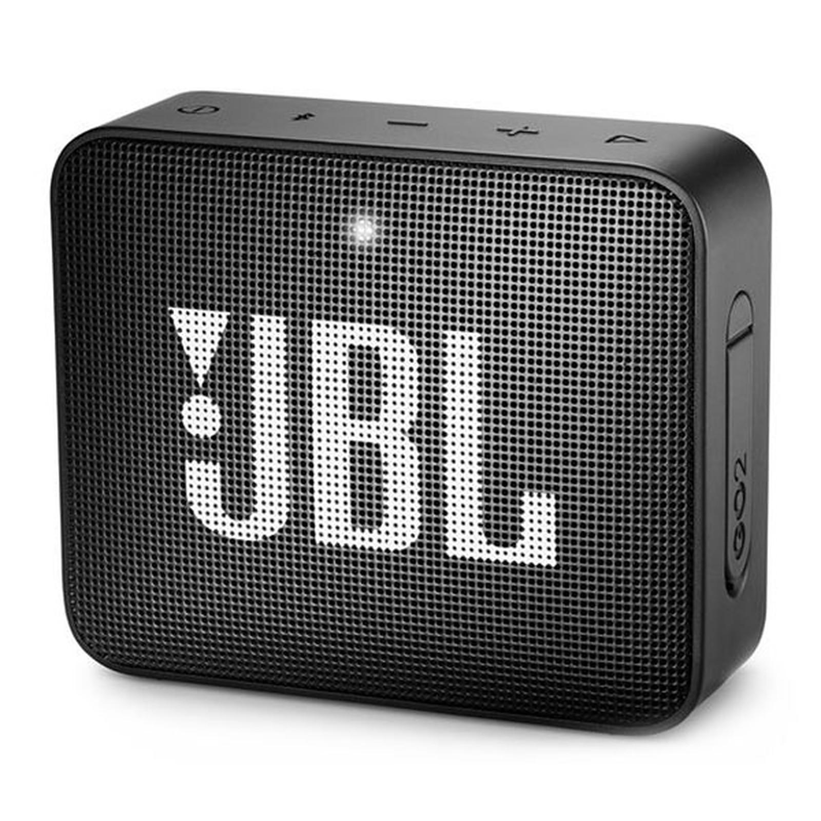 JBL GO 2 Bluetooth Högtalare - Svart