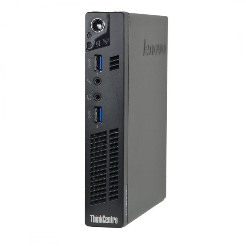 Lenovo ThinkCentre M93P Core i5 2 GHz - SSD 128 Go RAM 8 Go