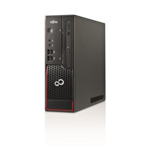 """Fujitsu Esprimo C720 SFF 22"""" Core i3 3,4 GHz - SSD 480 Go - 8 Go AZERTY"""