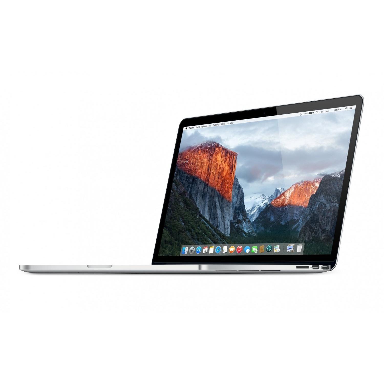 """MacBook Pro 15"""" Retina (2014) - Core i7 2,8 GHz - SSD 512 GB - 16GB - teclado francés"""