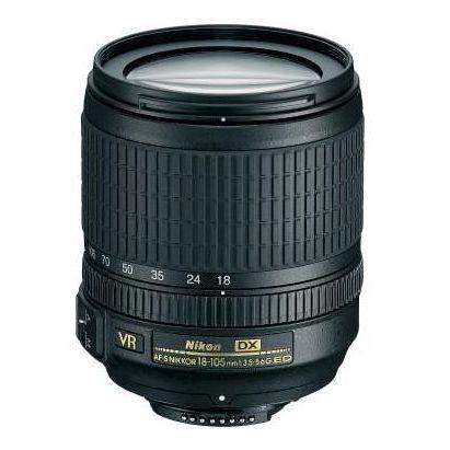 Objectif F 18-105mm f/3.5-5.6