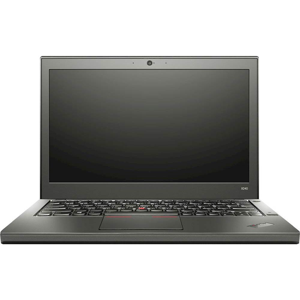 """Lenovo Thinkpad X240 12"""" Core i5 1,9 GHz  - SSD 128 GB - 4GB - teclado español"""