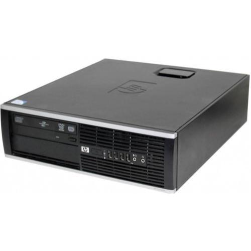 HP Compaq 6000 Pro SFF Core 2 Duo E7500 2,93 - HDD 250 GB - 4GB