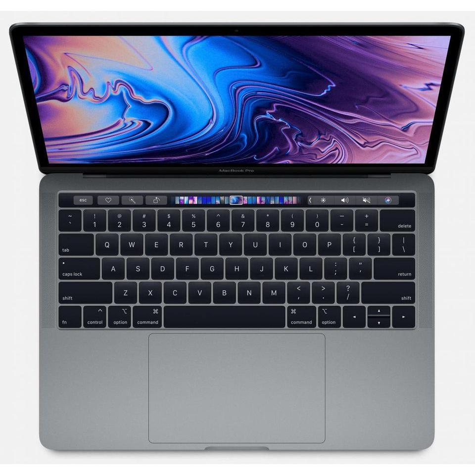 MacBook Pro Retina 15,4-tum (2018) - Core i7 - 16GB - SSD 256 GB QWERTY - Engelska (USA)