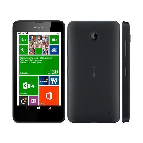 Nokia Lumia 630 - Schwarz- Ohne Vertrag