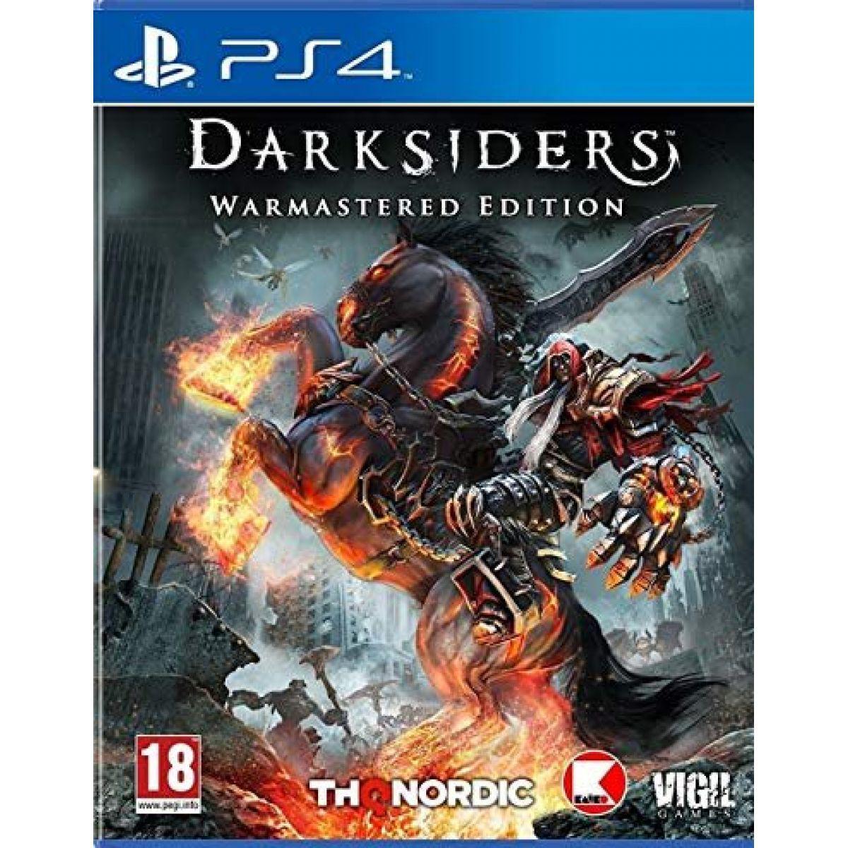 Darksiders: Warmastered Edition - PlayStation 4