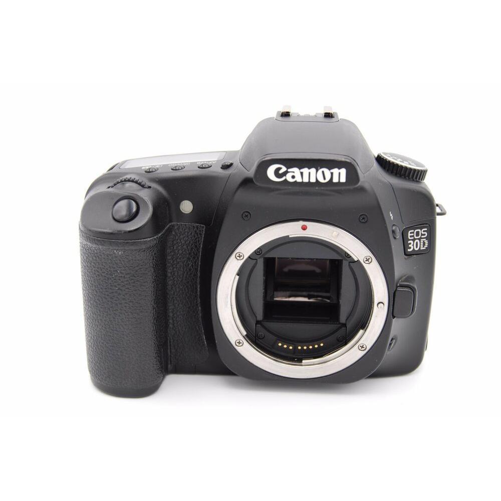 Canon EOS 30D Reflex 8 - Svart