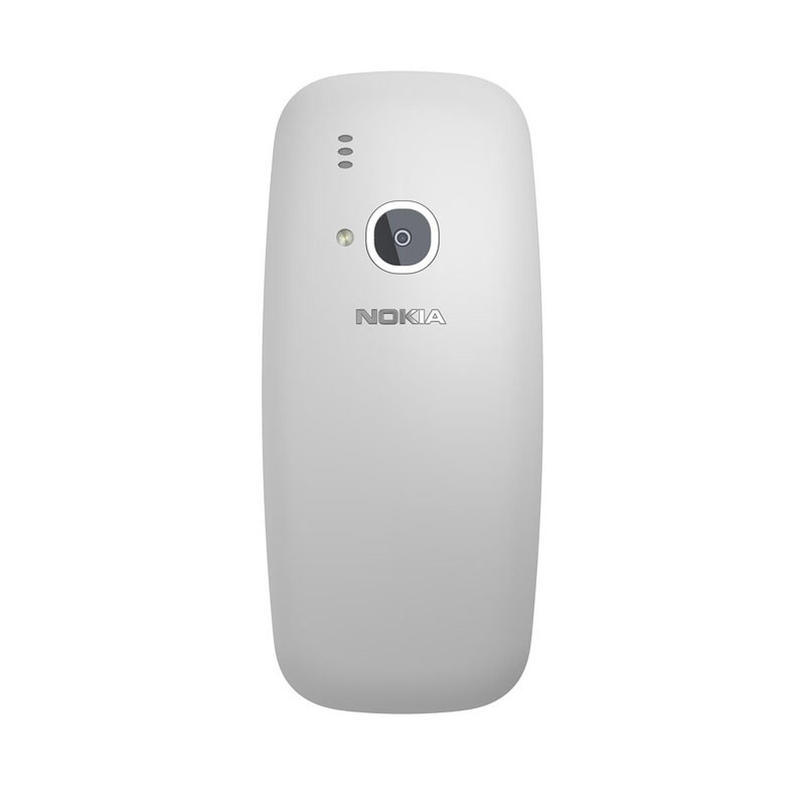 Nokia 3310 (2017) Dual Sim - Grey - Unlocked