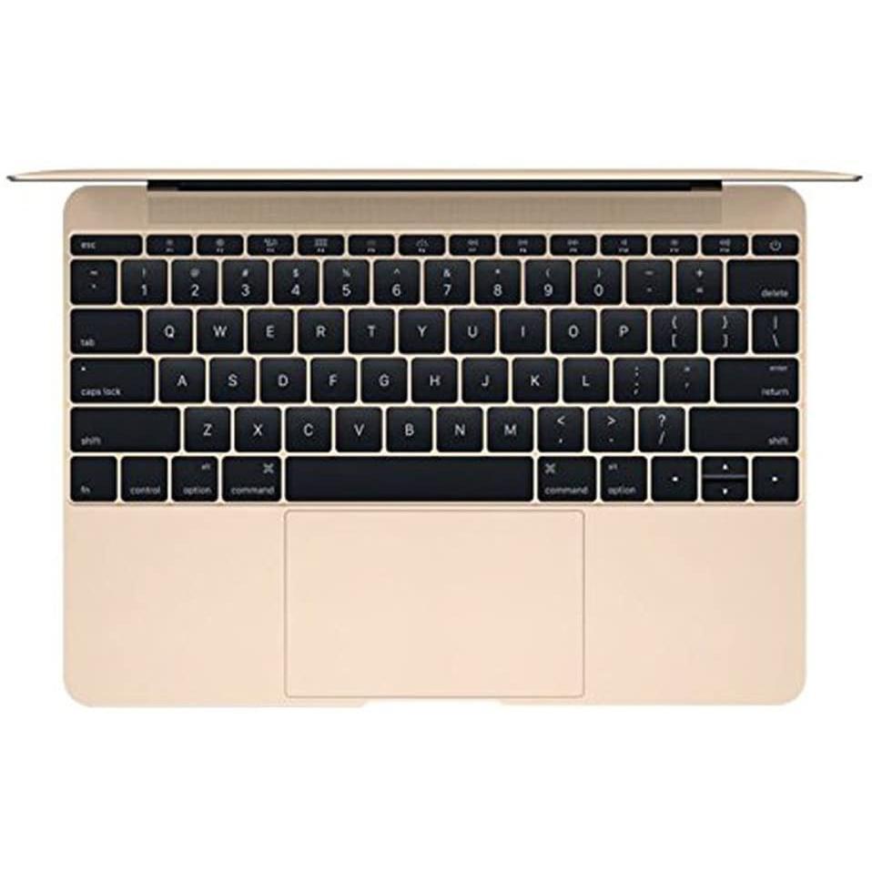 """MacBook 12"""" Retina (2016) - Core m3 1,1 GHz - SSD 256 GB - 8GB - AZERTY - Französisch"""
