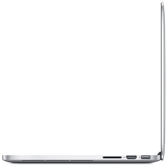 MacBook Pro Retina 13.3-inch (2015) - Core i7 - 16GB - SSD 1000 GB AZERTY - French