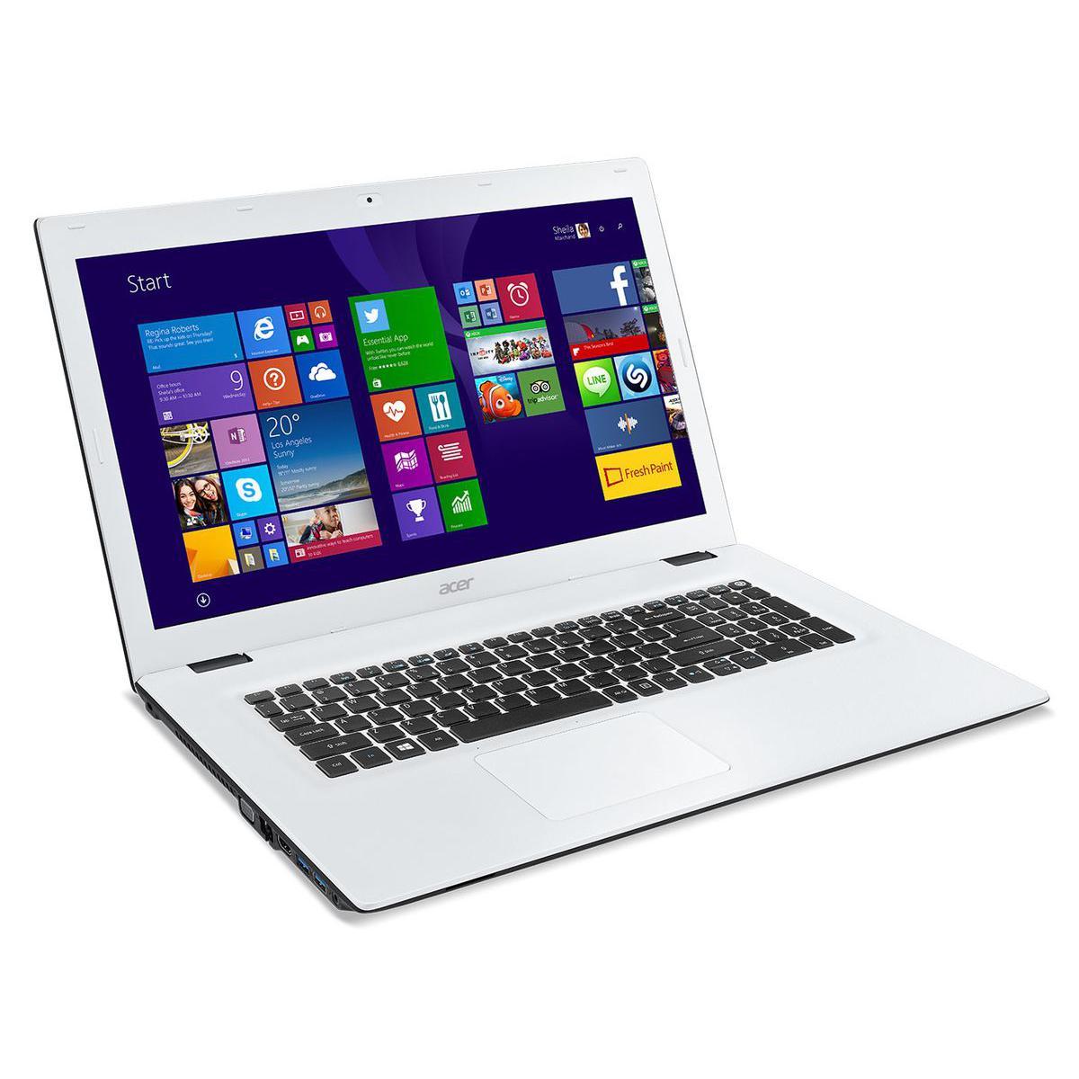 """Acer Aspire E5-573G 15"""" () - Core i5-4200U - 4GB - HDD 1 tb AZERTY - Γαλλικό"""