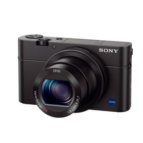 Kompakt Kamera Sony DSC-RX100 IV Compact - Schwarz