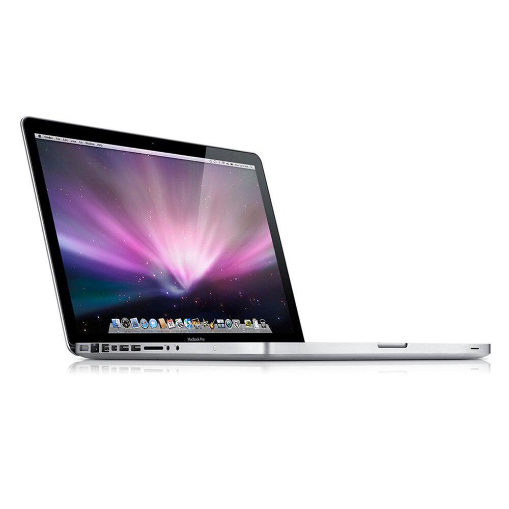 """MacBook Pro 15"""" (2009) - Core 2 Duo 2,8 GHz - HDD 500 GB - 4GB - teclado español"""