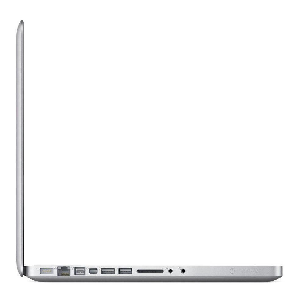 """MacBook Pro 15"""" (2011) - Core i7 2 GHz - HDD 750 GB - 4GB - AZERTY - Französisch"""
