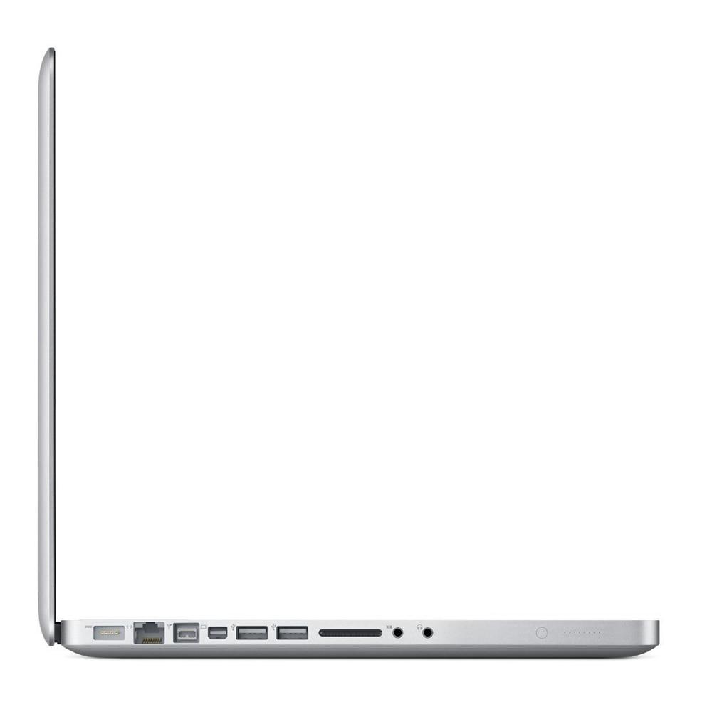 MacBook Pro 15,4-tum (2012) - Core i7 - 16GB - HDD 750 GB AZERTY - Fransk